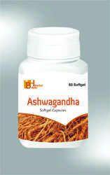 Ashwagandha Softgel Capsule, Packing Size: 60 , Packaging Type: Bottle