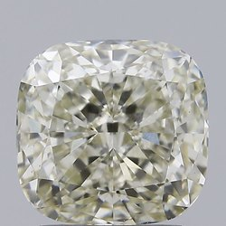 Cushion Cut 2.02ct Lab Grown Diamond CVD K VS1 IGI Certified Stone