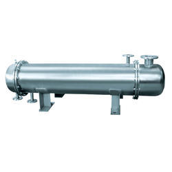 V Thermo Tube Heat Exchanger