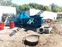 Triple Action Scrap Baling Machine Jumbo