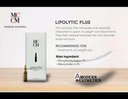 Mccm Lipolytic Plus Mesosolution (PPC Deoxycholate)