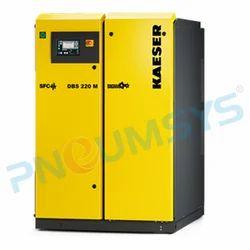 Kaeser Screw Compressed Air Blower