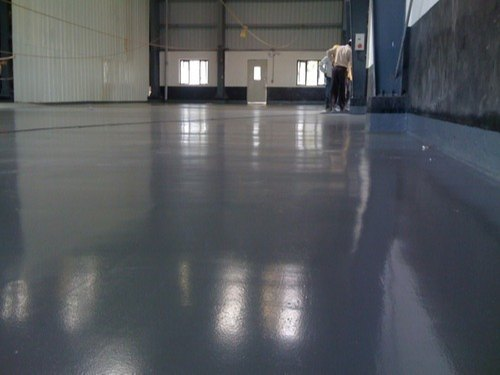 Epoxy Chemical Resistant Coating Service