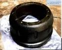 Brake drum bharatbenz