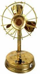 Decorative Brass Fan Plane