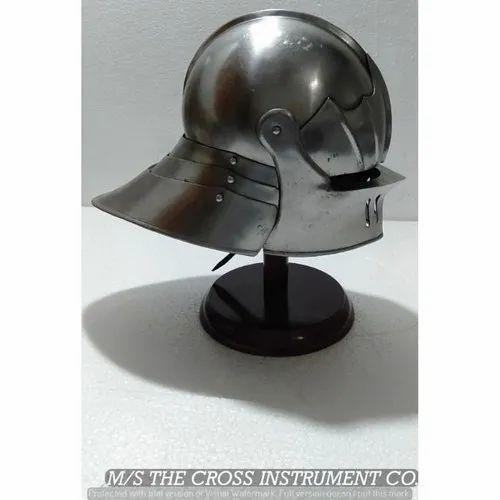 German Sallet Medieval Helmet