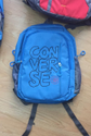 Sky Blue School Bag