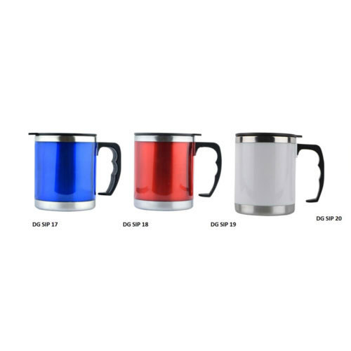 664a392bb81 Travel Sipper Mug - Stainless Steel Insulated Travel Mug with Sipper ...
