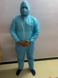 18+ NON WOVEN FULL SUIT, Size: XL
