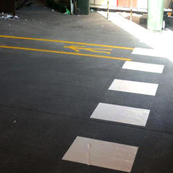 Hot Melt Road Markings