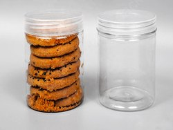 PLASTIC PET JAR CONTAINER