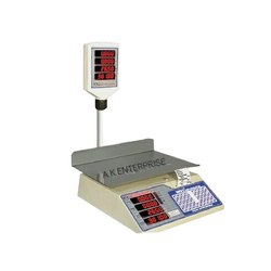 Printer scale