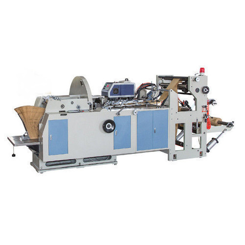 Yenyeskey Fully Automatic Paper Bags Making Machine