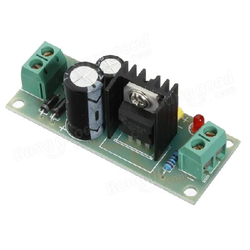 Voltage Regulator Board