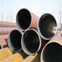 Astm A387 Alloy Seamless Pipe, Size: 1/2 Inch