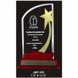 JMP 405 Award Trophy