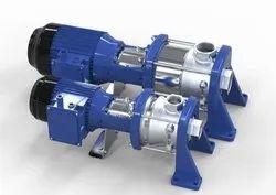 High Pressure Pump, Automatic Grade: Automatic
