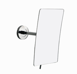 Frame-less Square Magnifying Mirror