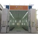 Commercial Vehicle Paint Booth