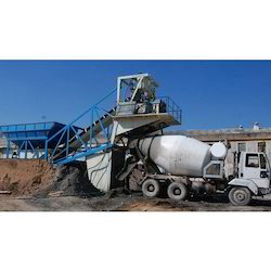 Concrete Mixers Plant