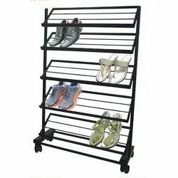 5 Tiers Mild Steel Shoe Rack SR3-5C