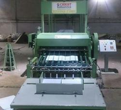 3 Phase Roll To Sheet Cutting Machine