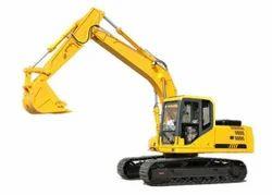 Excavator Weighing System