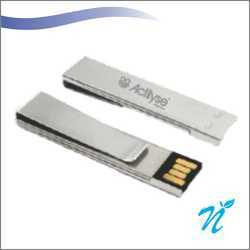 Metal Bookmark Pendrive