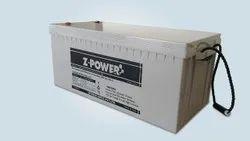 Z-Power SMF Gel VRLA Battery, Capacity: 35 to 200 Ah