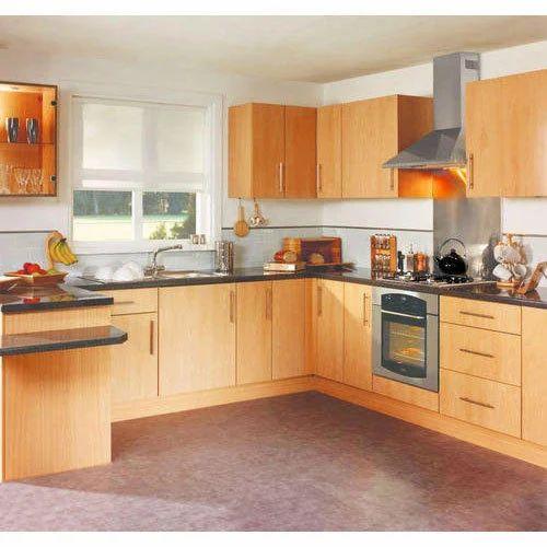Residential Mdf Modular Kitchen, Warranty: 2 Years
