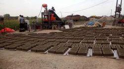 Cement Bricks Making Machine