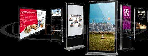 TeronixRectangle 디지털 간판 가져 오기 4K 무선 디스플레이 스탠딩 LEDTV, Rs 45,000 / 개 | ID : 20487430962