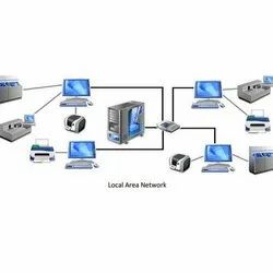 Computer LAN Networking Services, Pan India