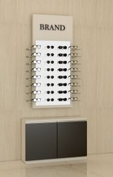 Wall Unit for Optical Display