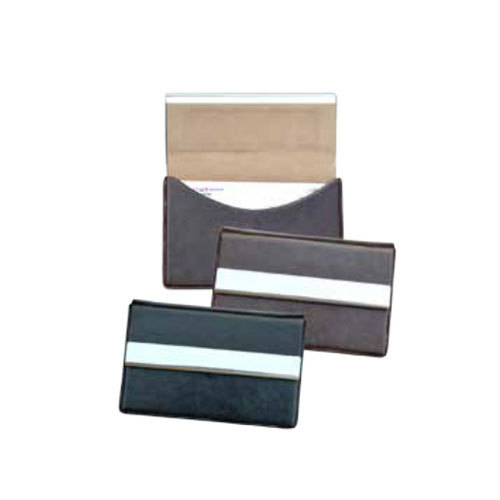 teckcraft couture blackbrowngreen magnetic card holder - Magnetic Card Holder