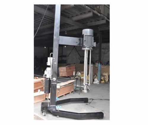 BE Dispersing Mixer, Ss 316 Or 304