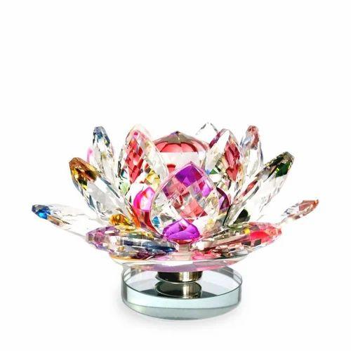 Lotus Flower Crystal Flower