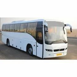 AC Seater Bus Traveling AC Bus Service, Seating Capacity: > 45 Seater