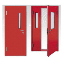 Fire Rated Wooden Door at Rs 26500 /square meter | Promat ...