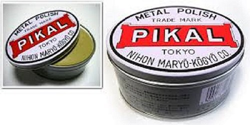 Pikal - Neri Metal Polishing 250 Gram Packaging Cake Form