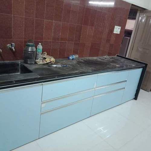 Assembled Kitchen Cabinet At Rs 2500 Square Feet Modern Kitchen Cabinets À¤® À¤¡ À¤¯ À¤²à¤° À¤°à¤¸ À¤ˆ À¤• À¤…लम À¤° Divya Kitchen Furniture Nashik Id 20180188491