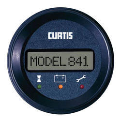 Curtis Battery Discharge Indicator, Model 840