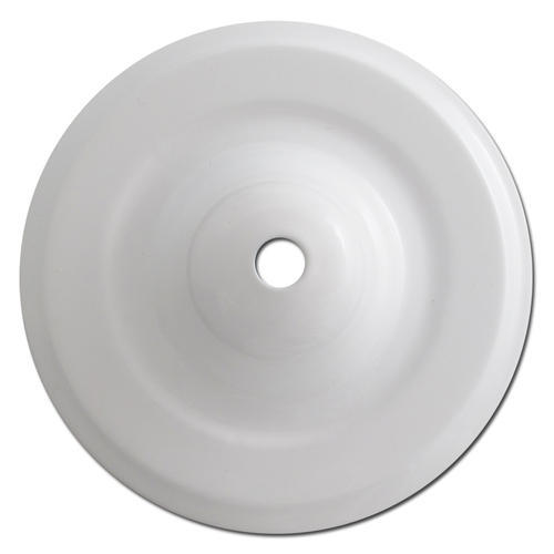 Aluminum Silver Ceiling Plate