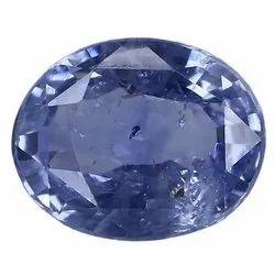 Fiery Lustrous Oval - Cut Eye Clean Natural Ceylon Blue Sapphire