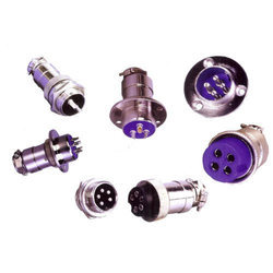 RTEX  RS16 Series - Round Shell Connectors