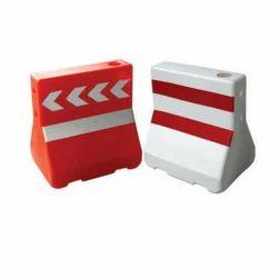 430 mm PVC Road Barrier