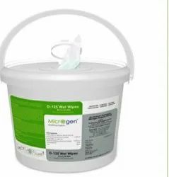 Microgen Disinfectant Wipes