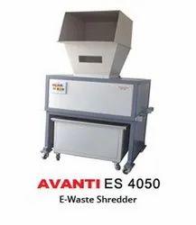 E- Waste Shredder Machine