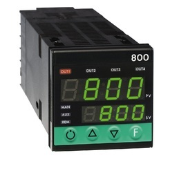 Programmable Temperature Controllers (Single Display)