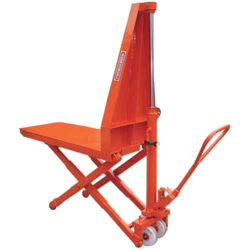 High Lift Manual Pallet Truck